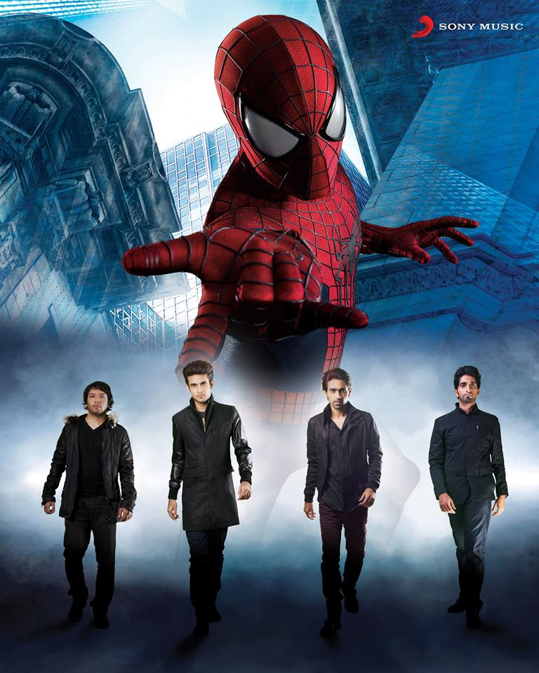 Download The Amazing Spider Man Movie 2012 In Hindi