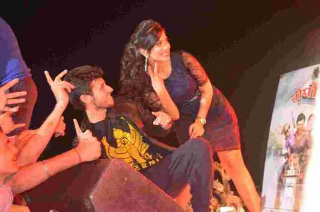 Divyendu Sharma & Aditi Sharma
